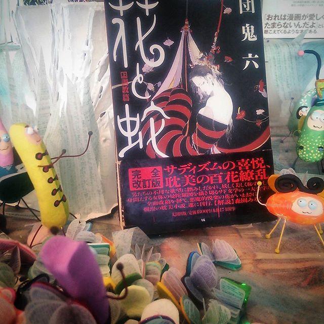 『花と蛇』団鬼六#books#instabooks#booklovers#bookworms#readingbugs#本#読書倶楽部#活字中毒#読書