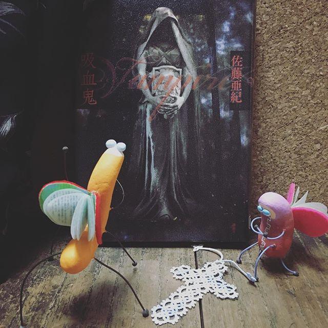 『吸血鬼』佐藤亜紀  講談社#book #books #instabooks #booklovers #bookworms #readingbugs #本 #本の虫 #読書倶楽部 #佐藤亜紀 #小説 #吸血鬼 #vampire