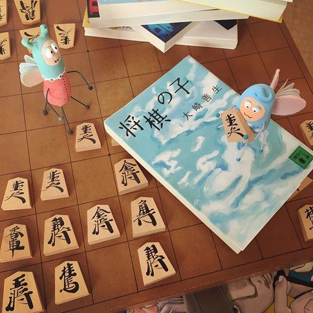 『将棋の子』大崎善生  講談社文庫#book #books #instabooks #booklovers #bookworms #readingbugs #本 #本の虫 #読書倶楽部 #大崎善生 #小説 #将棋 #shogi