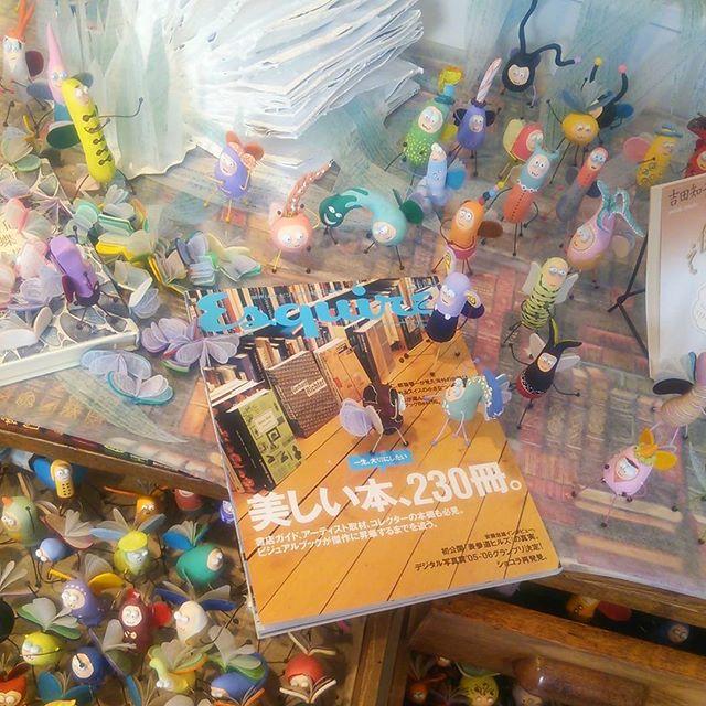 西荻窪ギャラリー蚕室でのReadingBugs展、月曜火曜はお休みです。展示は27日まで。http://san-shitsu.com/#books#instabooks#booklovers#bookworms#readingbugs#本#読書倶楽部#活字中毒#読書